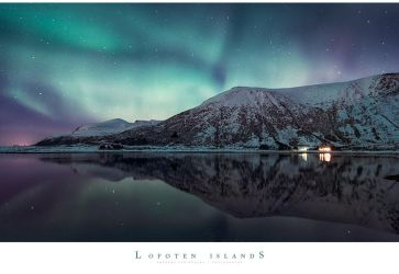 Northern Lights by Stridsberg