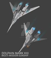 DOLPHIN MARK-XIII by firestrike2