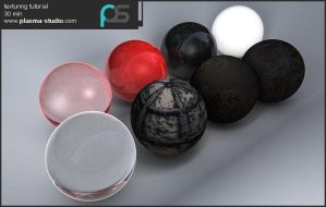 Texturing Tutorial by BioMechanic-8001