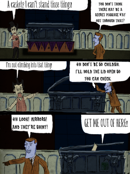 Lost House on the LEft pg7 by Ohthehumanityplz