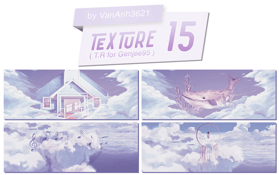 [SHARE] - PACK TEXTURE 15 by VanAnh3621