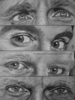 The Doctor's eyes - Doctor Who? by AnastasiyaKosenko