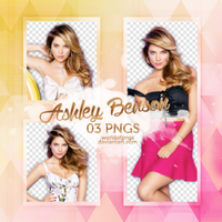 Pack png 316 - Ashley Benson by worldofpngs
