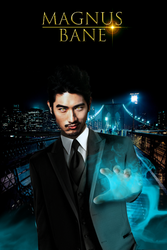 Magnus Bane / Manipulation by AdamGraphicsOfficial