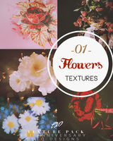 Flower Pack -O1- by EXOEDITIONS