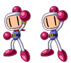 Roster SSF2 Bomberman by Mr.checo by MrChecoBubblun