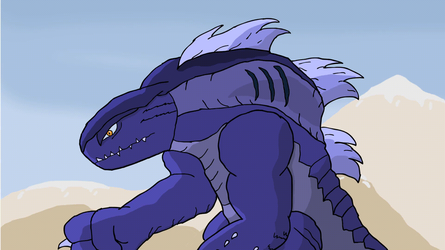 Geon Idle Animation w/Colors by Saurian96