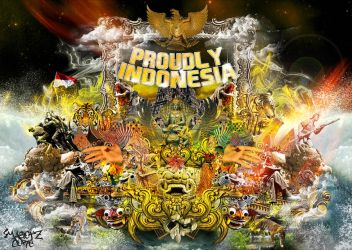 Proudly indonesia by MAGOTZCORE