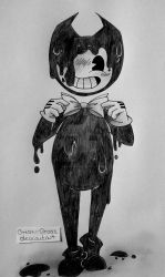 Bendy and the Ink Machine by Orion-Cross