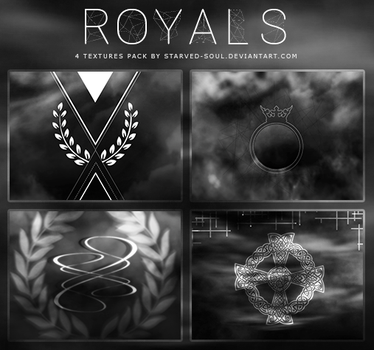 Royals Textures Pack by Starved-Soul by Starved-Soul
