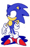 Classic Sonic by Jugg-e