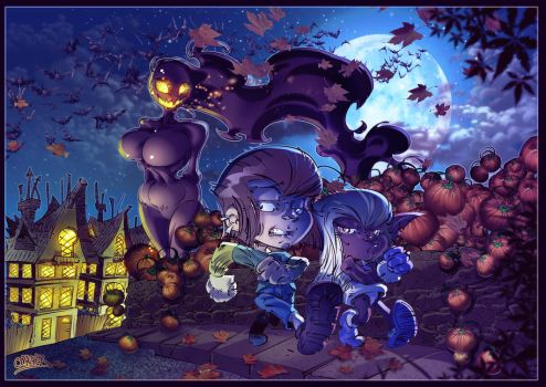 Halloween 2017 by wagnerf