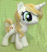 MLP Sweet Biscuit Plushie by AppleDew
