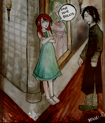 saveyourbreath deathly hallows by Severus-x-Lily