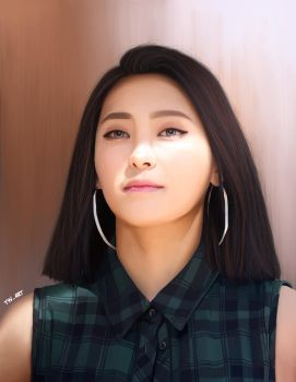 Bora (SISTAR) by TYV-ART