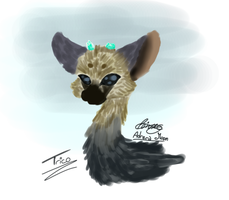 The last guardian Trico by moondaneka