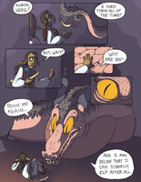 Tooth of the Worm - P12 by KelpGull