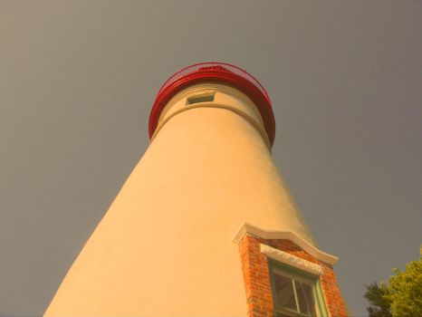 The Old Lighthouse by Dalek-Morgon