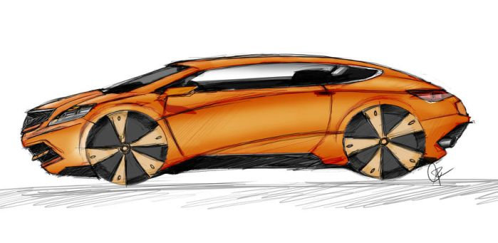 Concept Hatchback by CherryConcepts