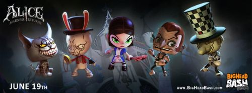 Alice: Madness Returns in BHB by SpicyHorseOfficial