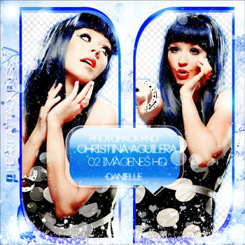 PACK PNG DE CHRISTINA AGUILERA. by dannyphotopacks