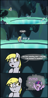 Derpy and the Mirror Pool by professor-ponyarity