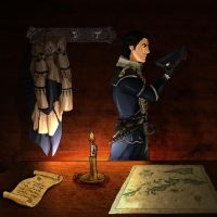 Captain Connor Kenway by Polyne55