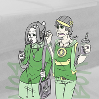 dirty hipsters by getoffoftherenorwhal