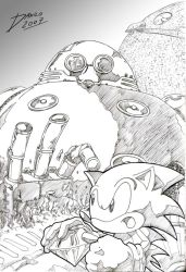 Sonic And Knuckles Final boss by TheInsaneDarkOne
