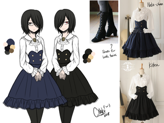 Draw that outfit 3 by CNeko-chan