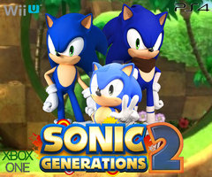 Sonic Generations 2?!! by TheShadowRush1992