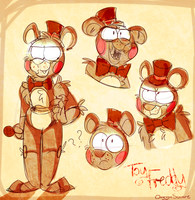 Toy Freddy by Omega-Square