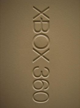 XBOX 360 Logo 1 Vertical by ahmedcool