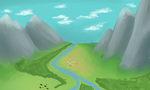 Valley by Gilhar
