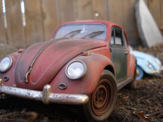 Rusty Beetle's by KyleAndTheClassics