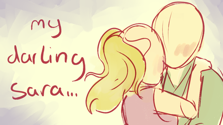 [ANIMATIC / VIDEO] My Darling Sara by Thalateya