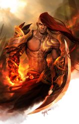 Fire Enchanter by engkit