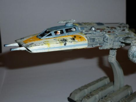 Y-Wing 2 by MOAB23