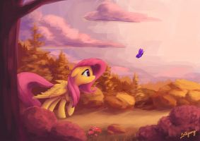 Out Of The Woods by LolliponyBrony