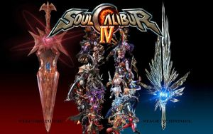 Soul Calibur IV Wallpaper 2 by BritTheMighty