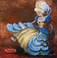 The Little Glass Slipper by AgneAl