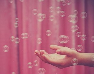 my bubble trapped secrets by Nwair55