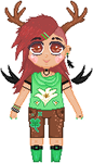 Custom Adopt for Make-It-Mico NF2U by Nerdy-pixel-girl
