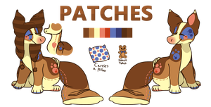Patches by peachycafe