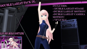 Double Lariat Pack DL [REMOVED] by XDONOTENTERX