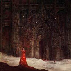 The Black Gate by MarcSimonetti