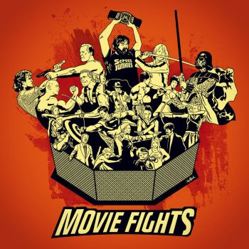Movie Fights! by YapAttack