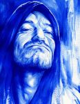 Blue Bono by KellyEddington
