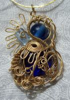 wire pendant 162 by Kimantha333