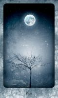 Moon by Eredel